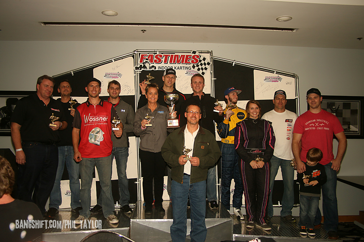 Team Optima Wins The 2015 FM3 Karting Extravaganza Presented By BangShift.com