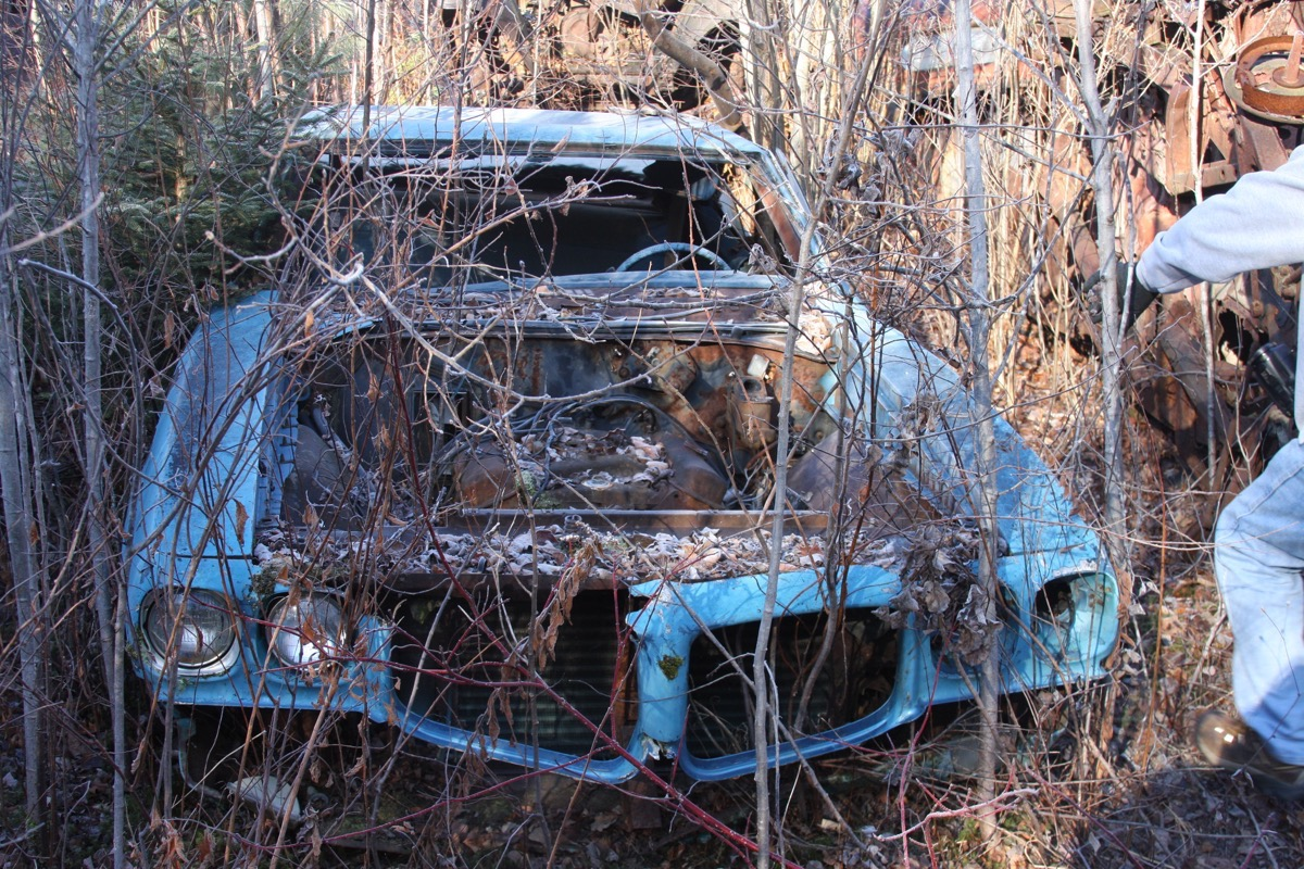 Gates Auto Salvage: More Fresh Photos From The Rusty Wonderland Where The Cars Are $500