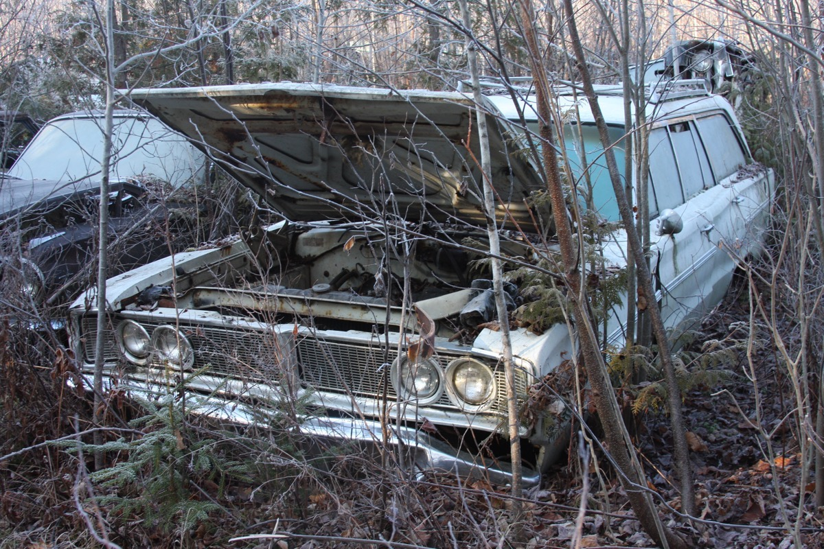 Gates Salvage Tour Part 2: We Continue Our Romp Through The $500 Junkyard