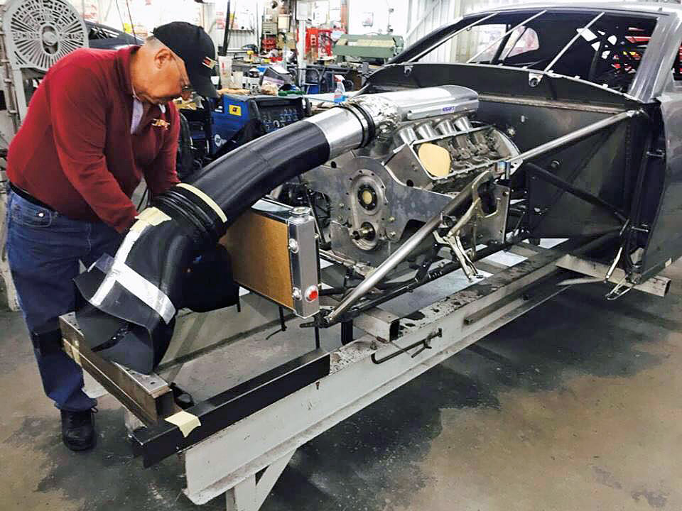 This Is The New NHRA Pro Stock Induction System For 2016. Are They Doing It Wrong?