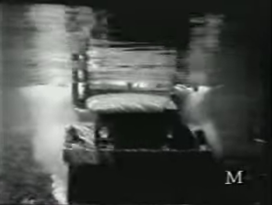 "This M35A Testing Video Shows This ""Eager Beaver"" Driving Completely Under Water. Must See Cool Video."