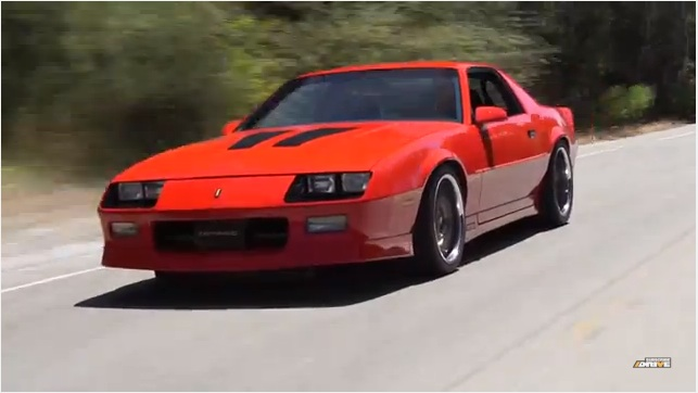 Does The Third-Generation Camaro Still Deserve It's Mullet Reputation? Hell No, Not When They Can Be Tuned Into A Sweet Machine Like This IROC!