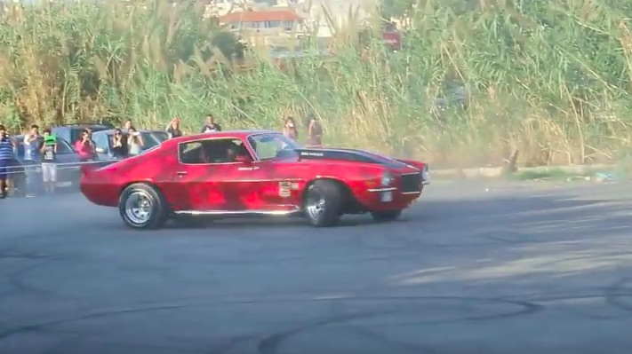 This 1973 Camaro May Look Like It Stepped Out Of The Late 1970s But It Sure Doesn't Sound Like It!