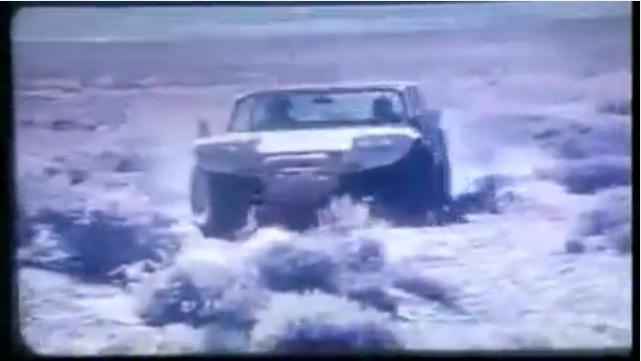 Classic YouTube: The Promotional Video For The Lamborghini Cheetah U.S. Military Prototype