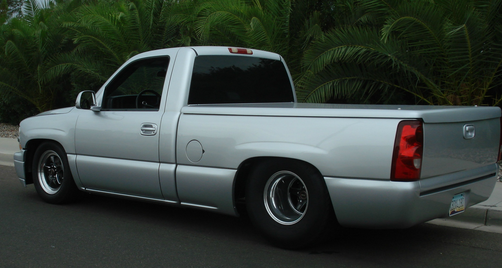 BangShift.com eBay Find: A Ready-To-Go 2001 Chevrolet Silverado ...