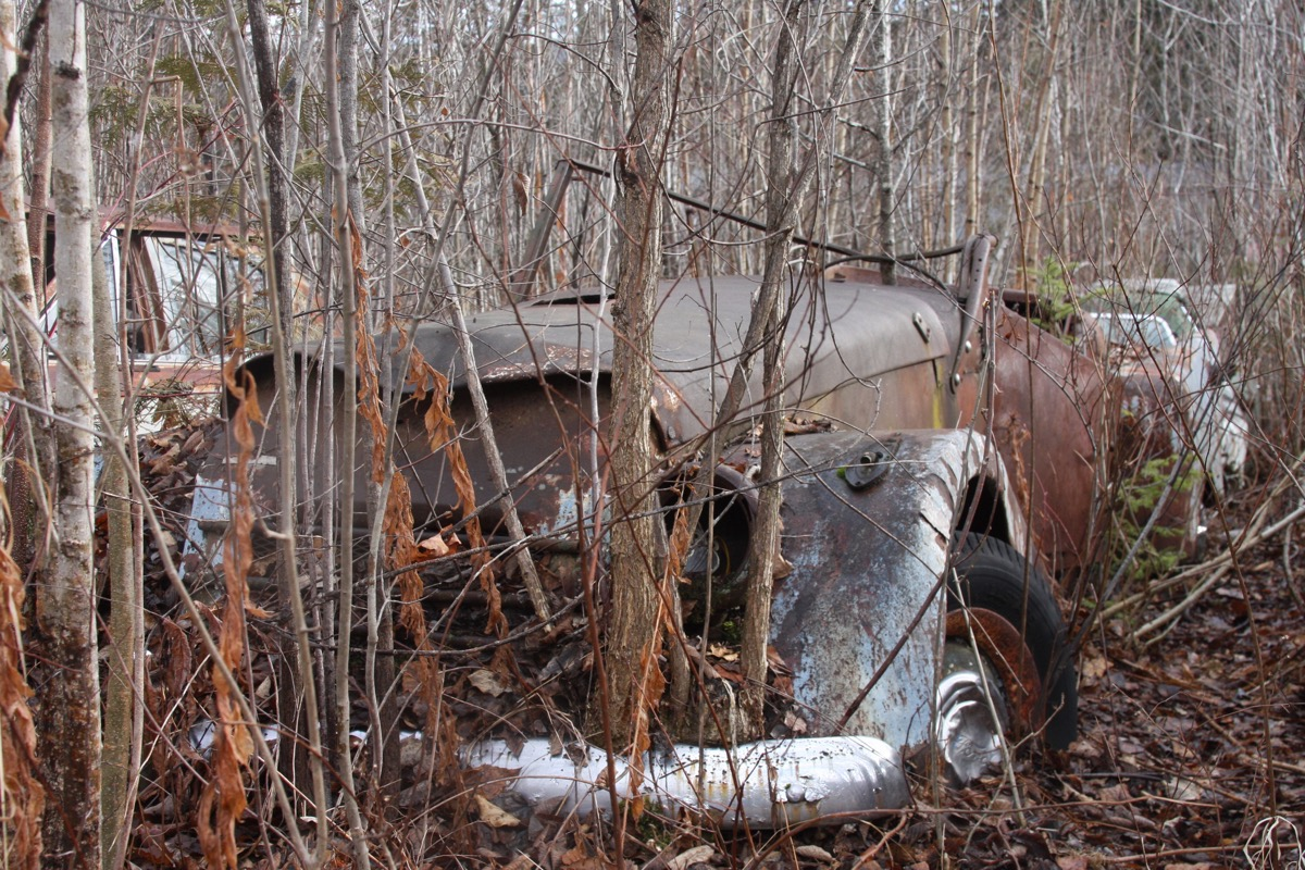 Mystery: Help Us Find The History Of This Incredible Homebuilt Sports Car/Hot Rod At Gates Salvage (Video)