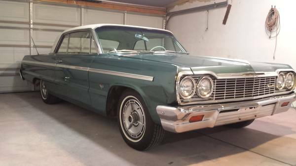 bangshift 1964 impala ss 1969 Dodge Charger craigslist hilarity this ad for a beautiful survivor 1964 impala ss is awesome
