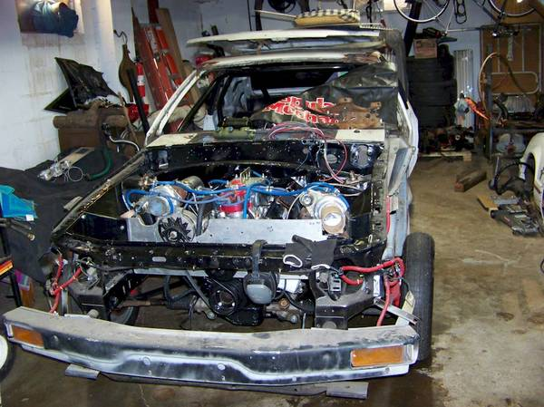 bangshift com scorned wife selling husband s twin turbo mustang for