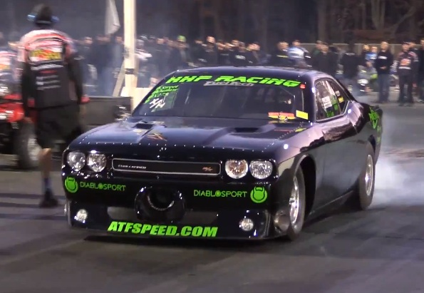 BangShift.com Late-Model Nastiness! This ProCharged Dodge Challenger