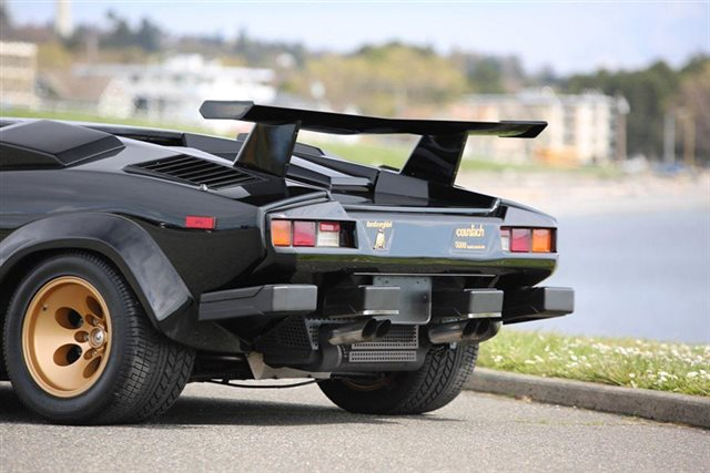 Bangshift Com The Lamborghini Countach The Only Supercar I Ever