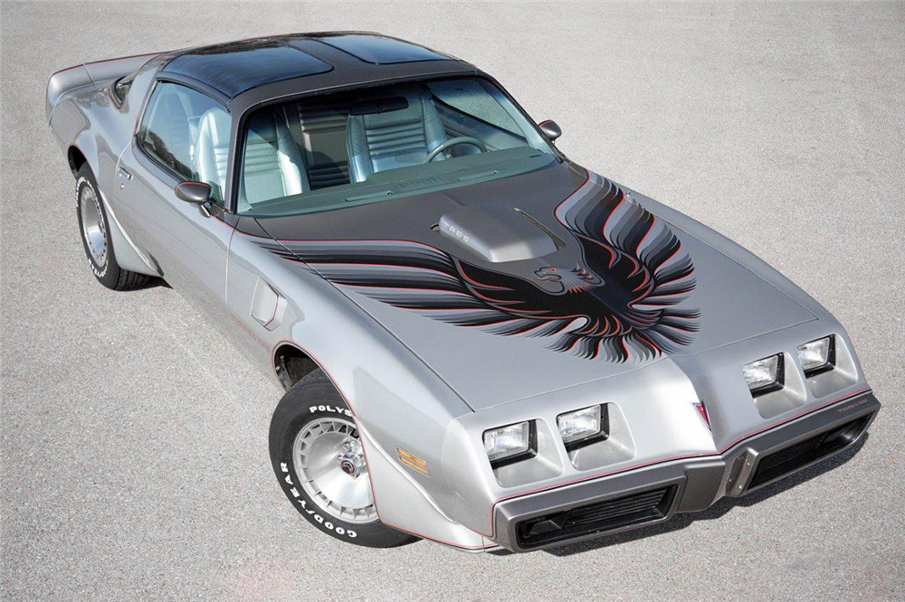 092eb498 Barrett Jackson Insanity: A 1979 Pontiac Trans Am Sells For $187,000!