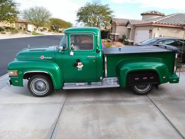 1956 Ford F Series Truck More Add Ons 3