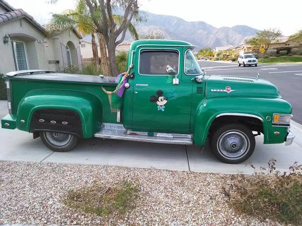 1956 Ford F Series Truck More Add Ons 4