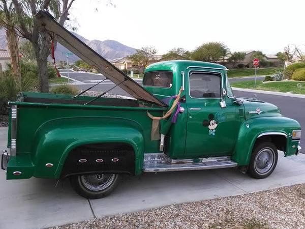 1956 Ford F Series Truck More Add Ons 6