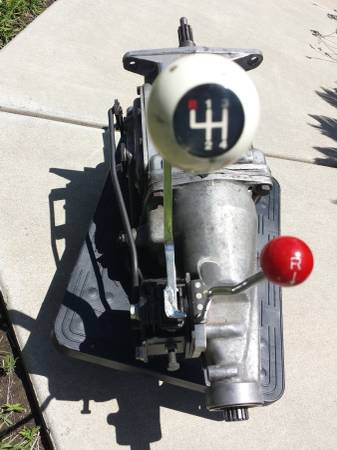 BangShift com This T10 4-Speed, Scattershield, And Hurst Shifter