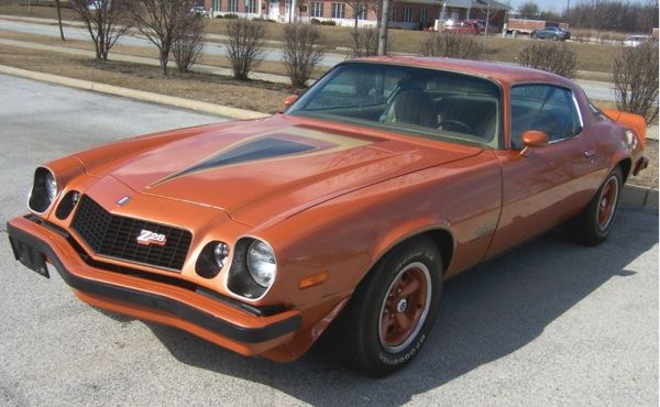 Random Car Review: Have You Ever Heard The Story Of The 19 Factory-Scrapped 1977 Camaro Z28s?