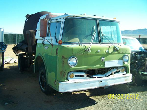 Ever Want To Own Your Own Cement Truck? Check Out This 1970 Ford!