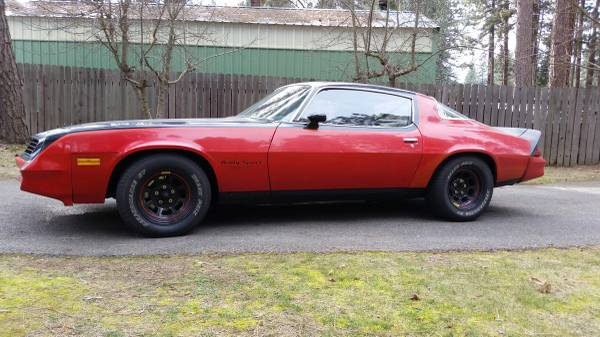 this 1978 camaro is daily driver reliable full of new parts and ready for a new. Black Bedroom Furniture Sets. Home Design Ideas