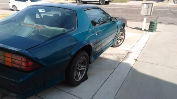 For Less Than $800 This Third Gen Camaro Is A Great Pro Touring Start!