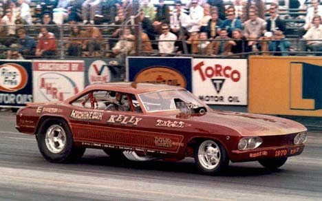 Barry Kelly Corvair