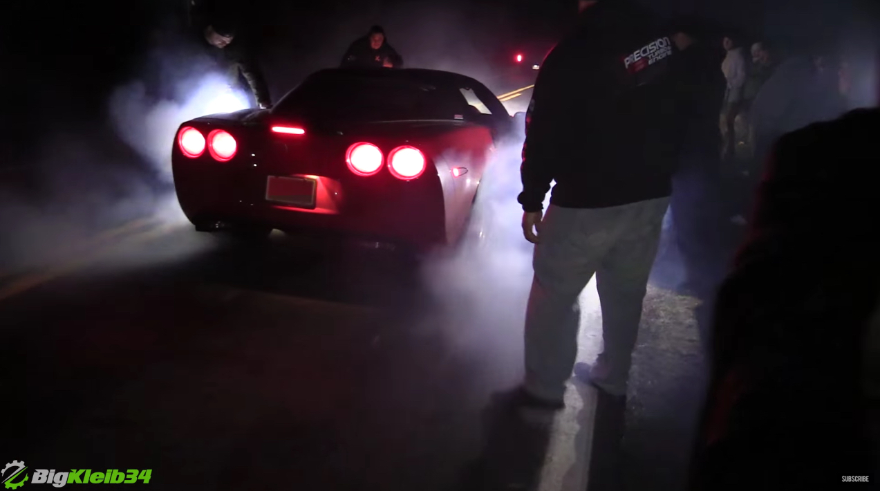 Street Racing Extravaganza! Our Boy Big Kleib Is At It Again