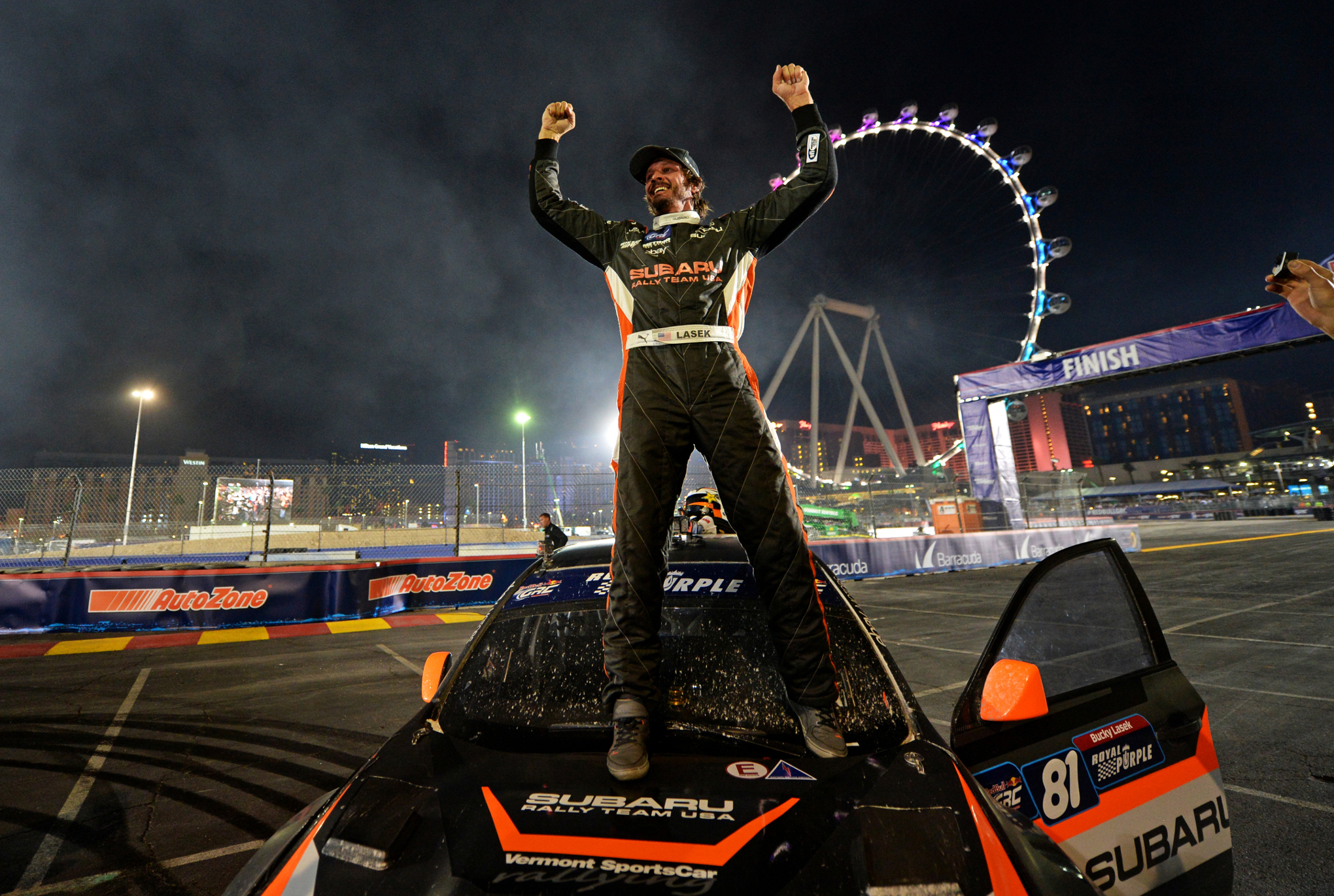 More Xtremer: X-Games gold-winning skateboarder Bucky Lasek will try hand at rally (Killer Rally Video Inside!)