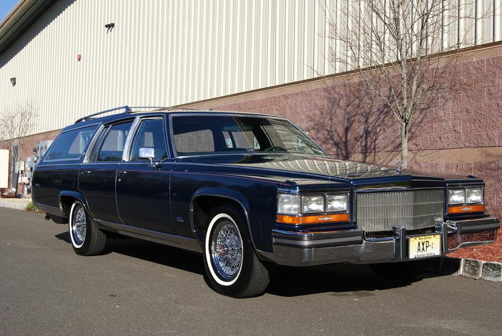 BangShift.com Ebay Find: A 427-Powered 1986 Cadillac ...
