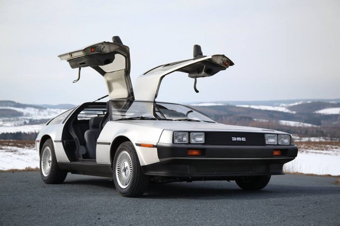 DeLorean DMC-12 (2)