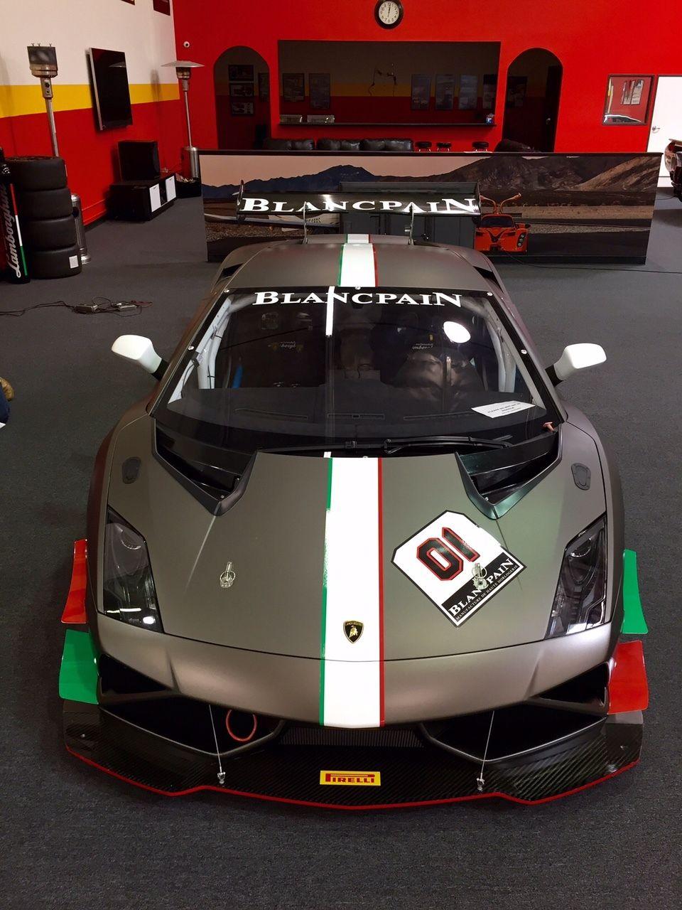 Bangshift Com Buy The Only New Lamborghini Gallardo Trofeo Race Car