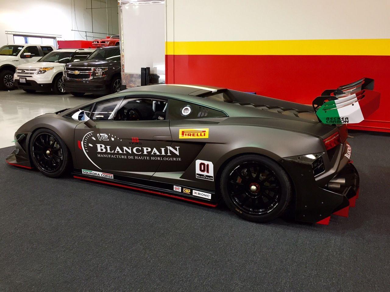 Bangshift Com Buy The Only New Lamborghini Gallardo Trofeo Race Car Left In World Bangshift Com