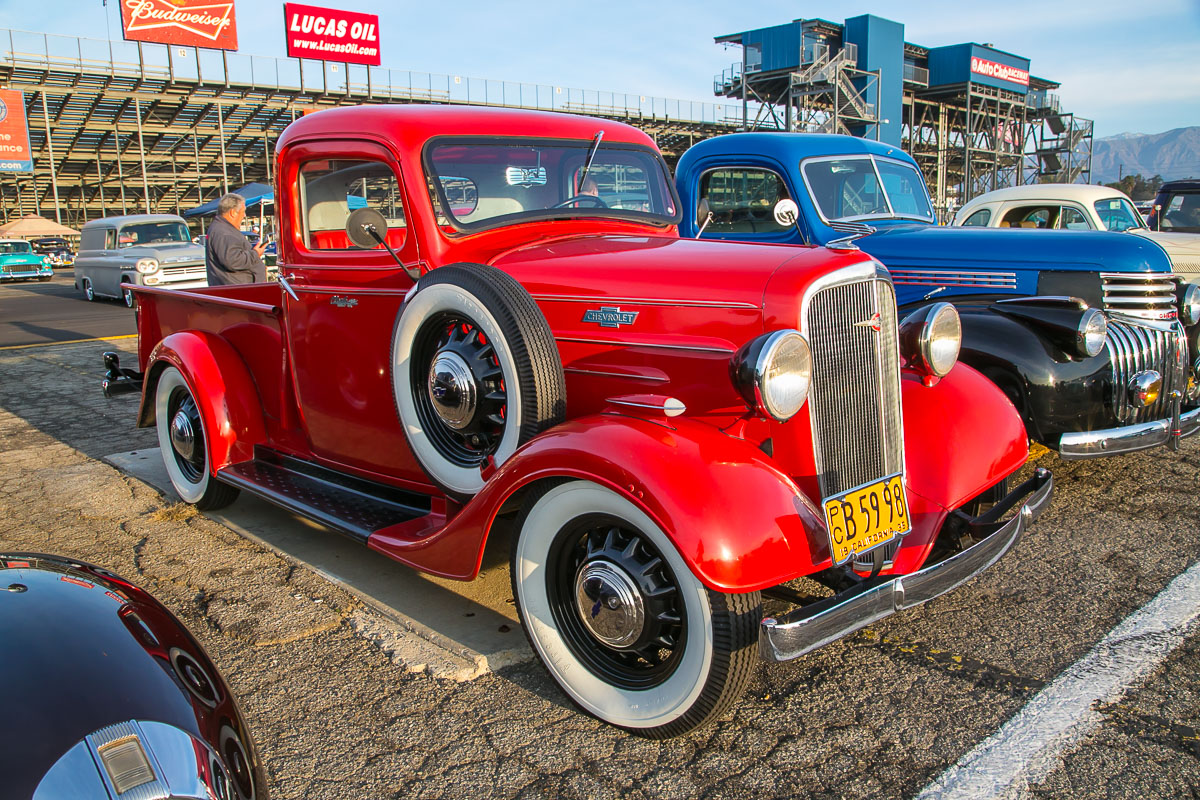 More Cool Iron From The Pomona Swap Meet – Check Out Our Latest Photos Here