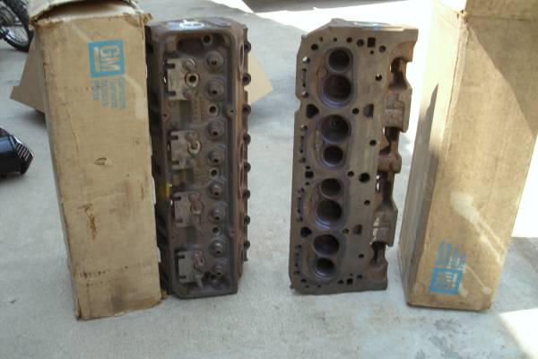 Bangshift Com Nos 1970 Lt1 Cylinder Heads That Have Never