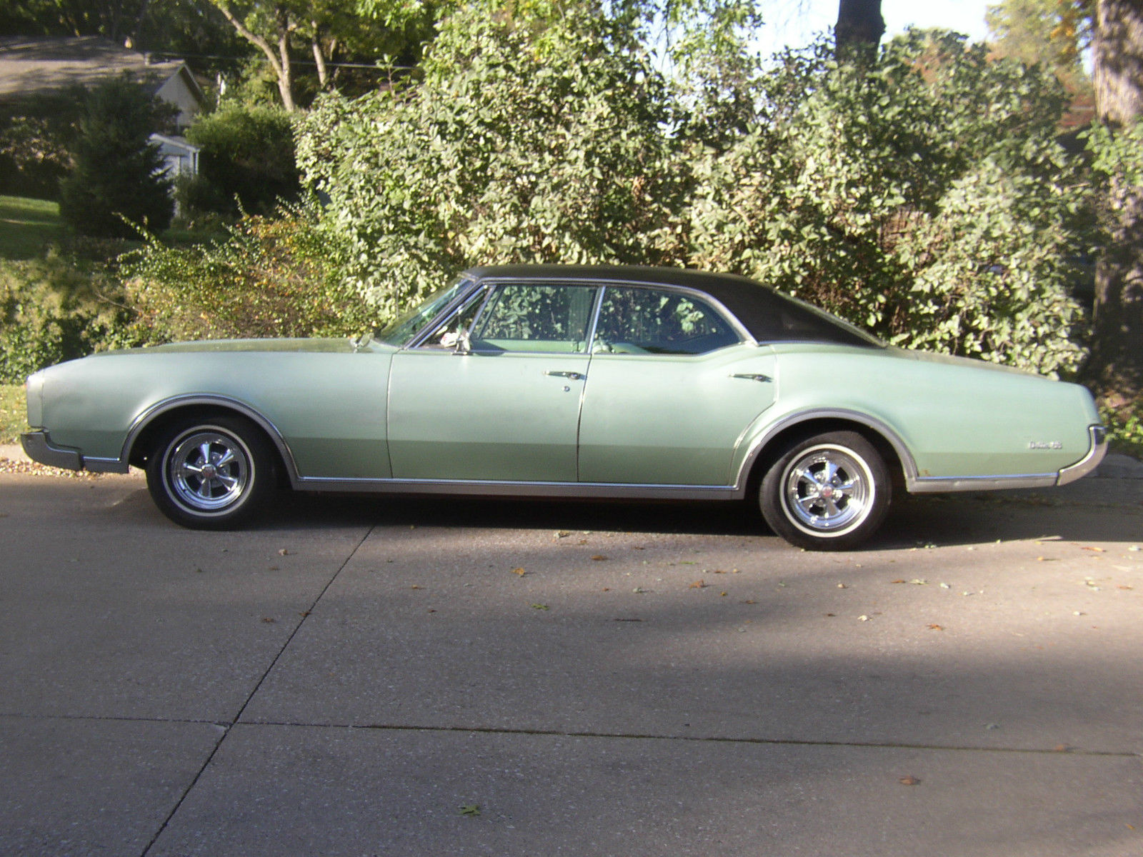 BangShiftcom eBay Find This 1967 Oldsmobile Delta 88 Is Mint