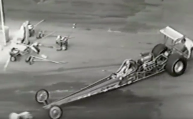 1973 Footage From US 30 Dragstrip Has Top Fuel and Pro Stock Legends