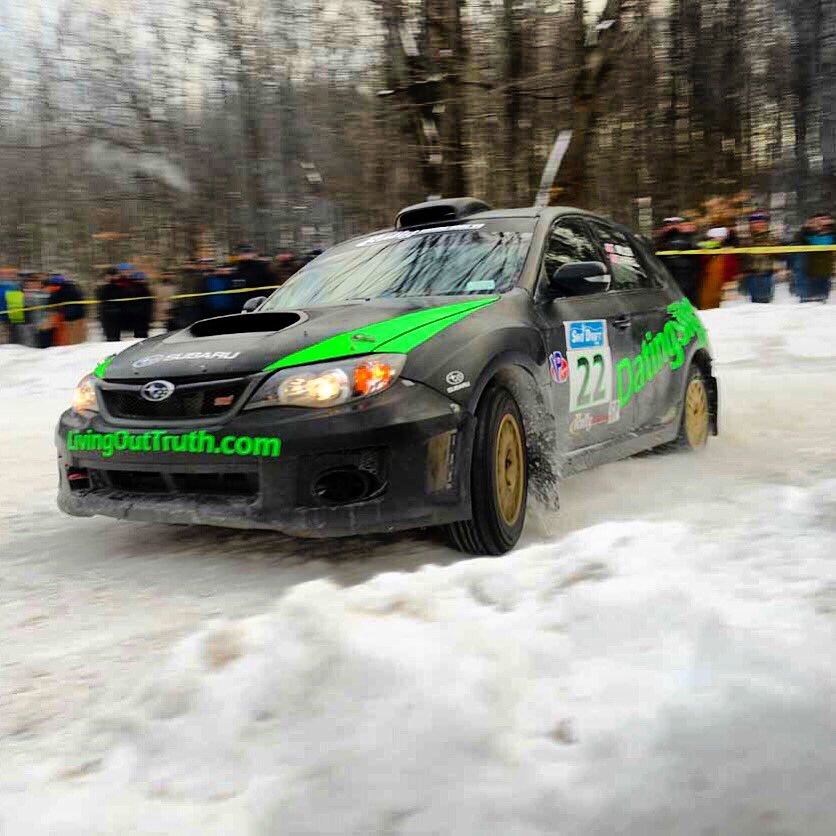 Question Of The Day: Why Isn't Rally Racing Bigger In The United States?