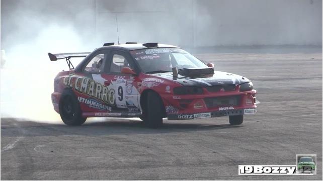 What Happens When You Convert A Subaru Impreza To Rear Wheel Drive And Toss In A Killer Boxer? Drift Car!
