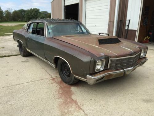 BangShift.com This 1971 Monte Carlo is powered by a ...