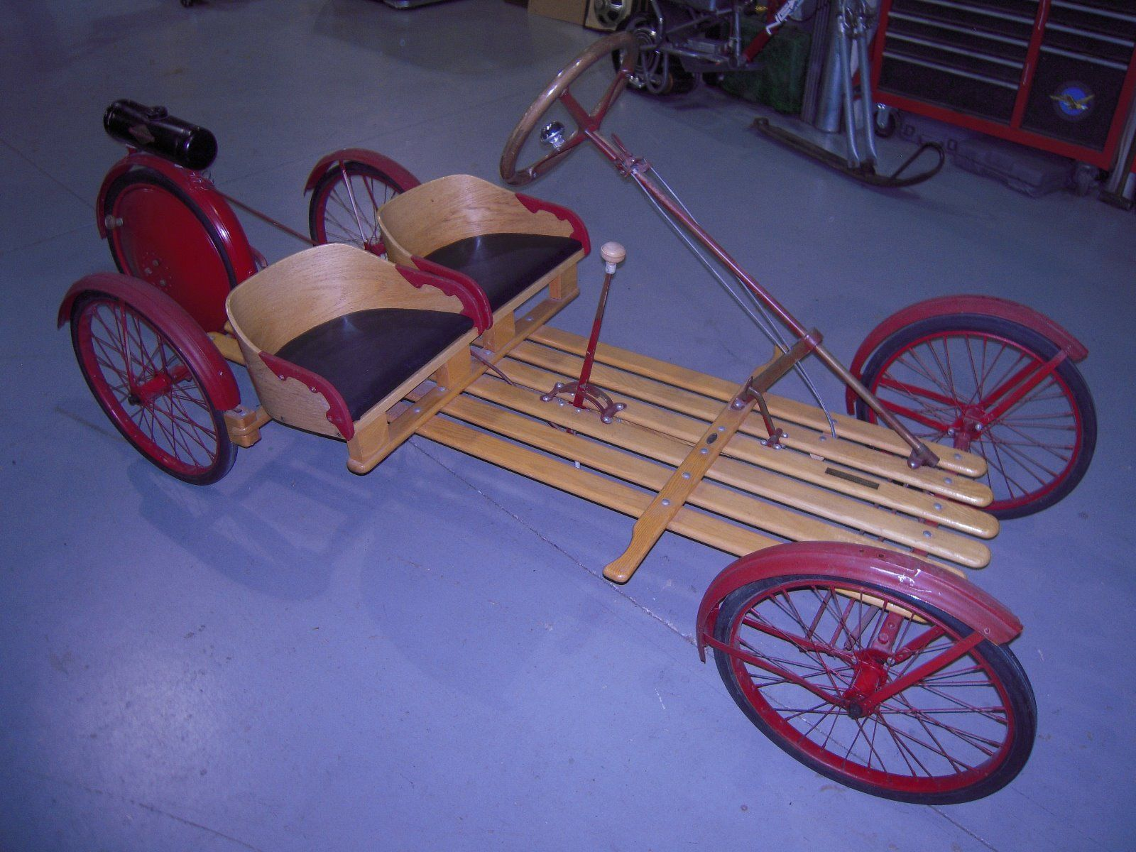 bangshift com 1920 briggs and stratton flyer there s a 1920 briggs and stratton flyer for cheapest car in