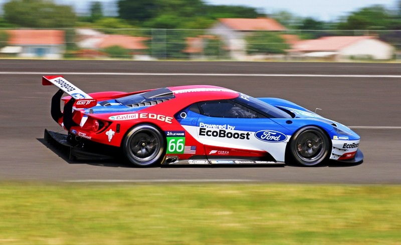 Corvettes Roar To Victory At Rolex 24 – Ford GT Debut Hampered By Mechanical Issues