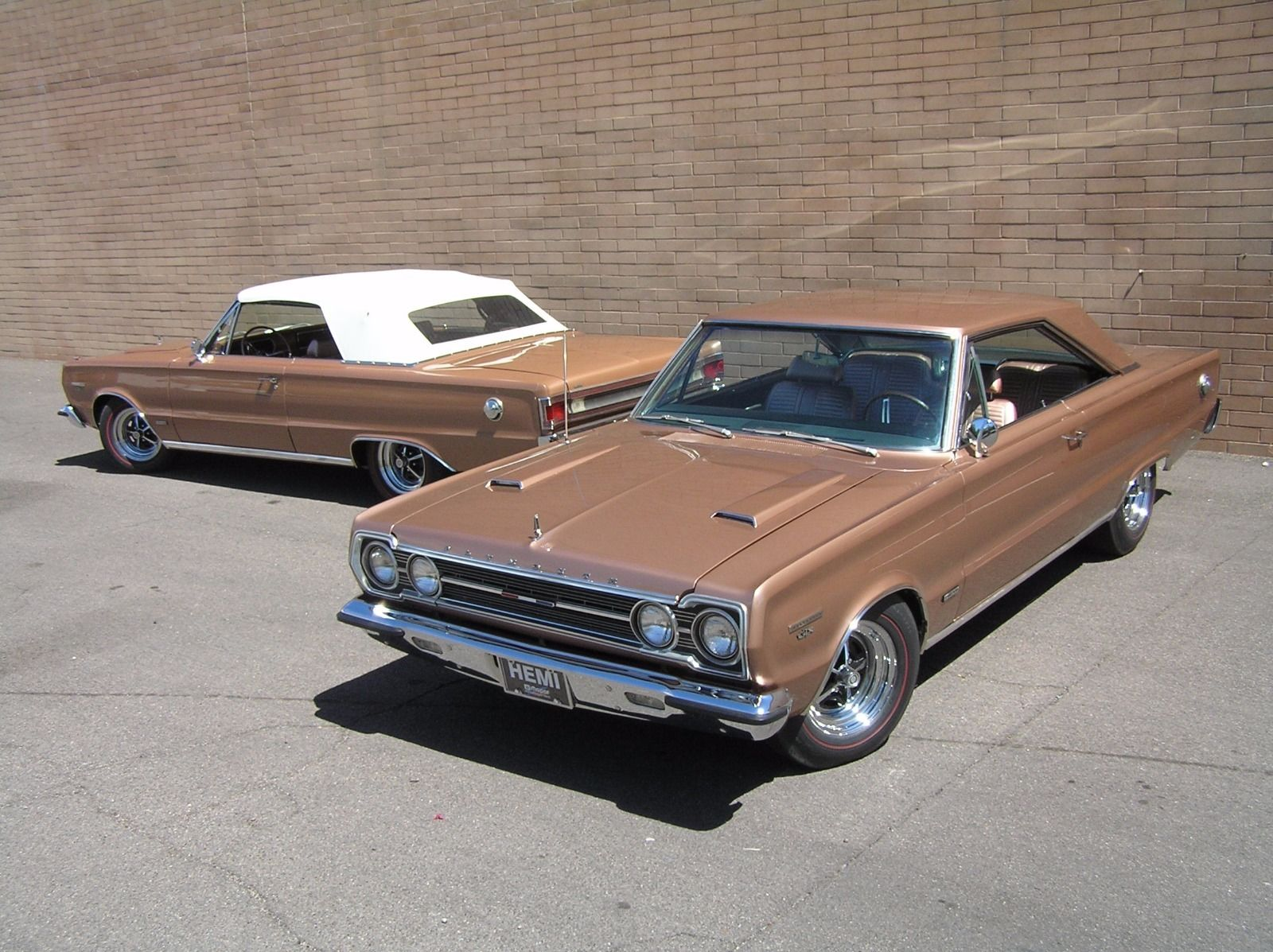 Plymouth Muscle Cars  S