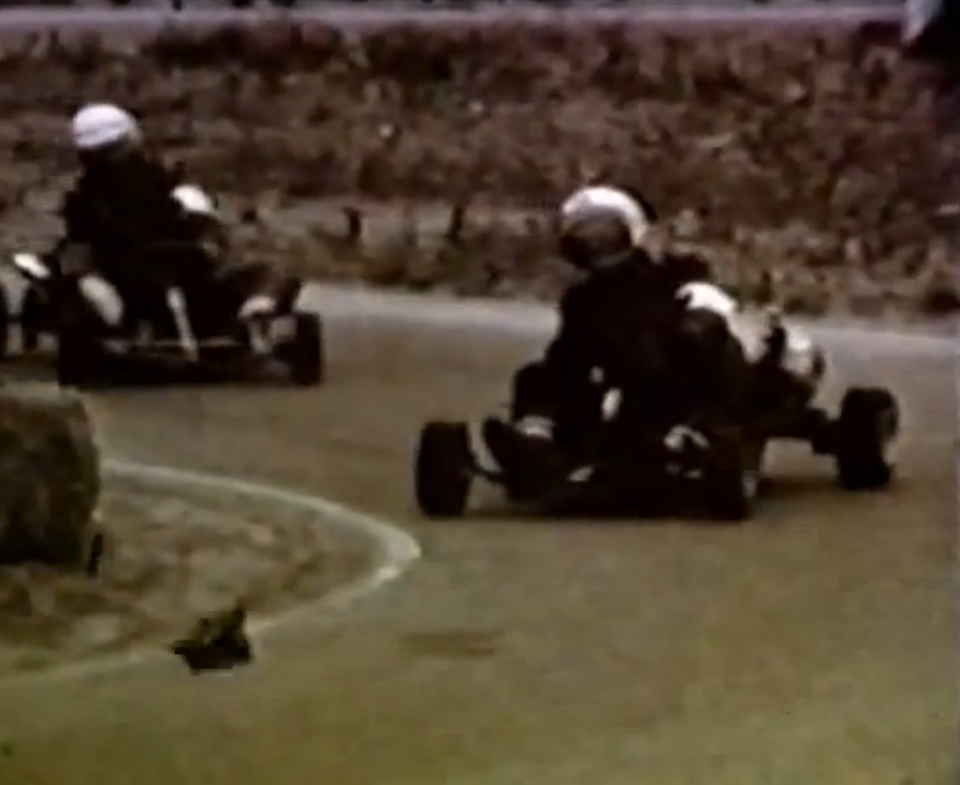 This Go Kart Racing Video From The Early 1960s Is Poetry In Slow Motion – Sideways Coolness Abounds