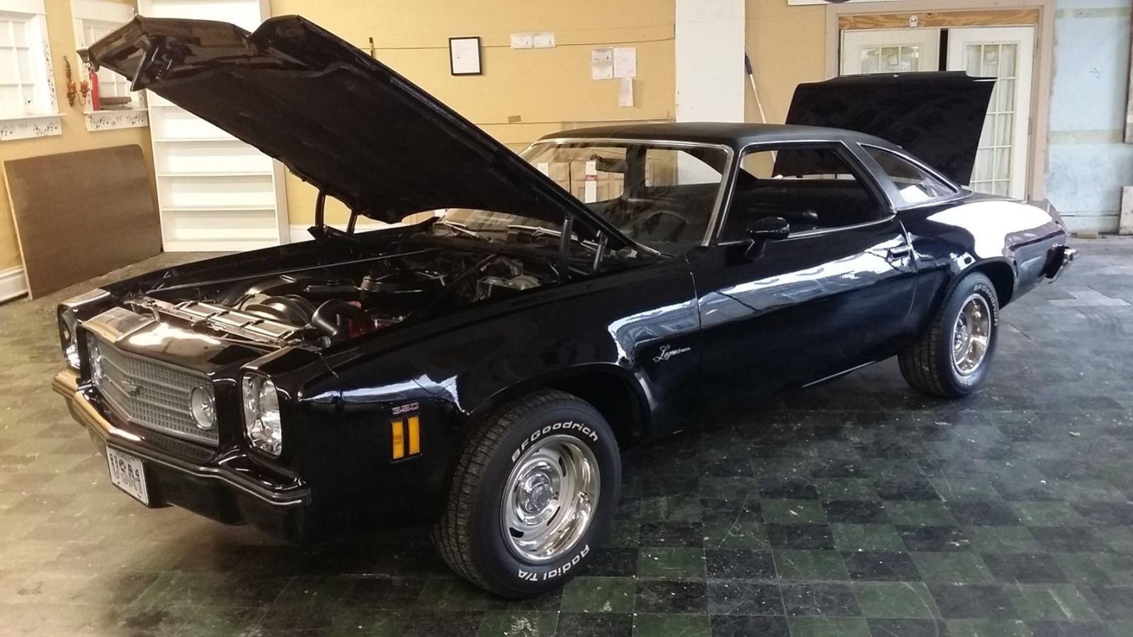 All Chevy 1976 chevy laguna : BangShift.com eBay Find: A 1973 Chevrolet Chevelle Laguna That ...