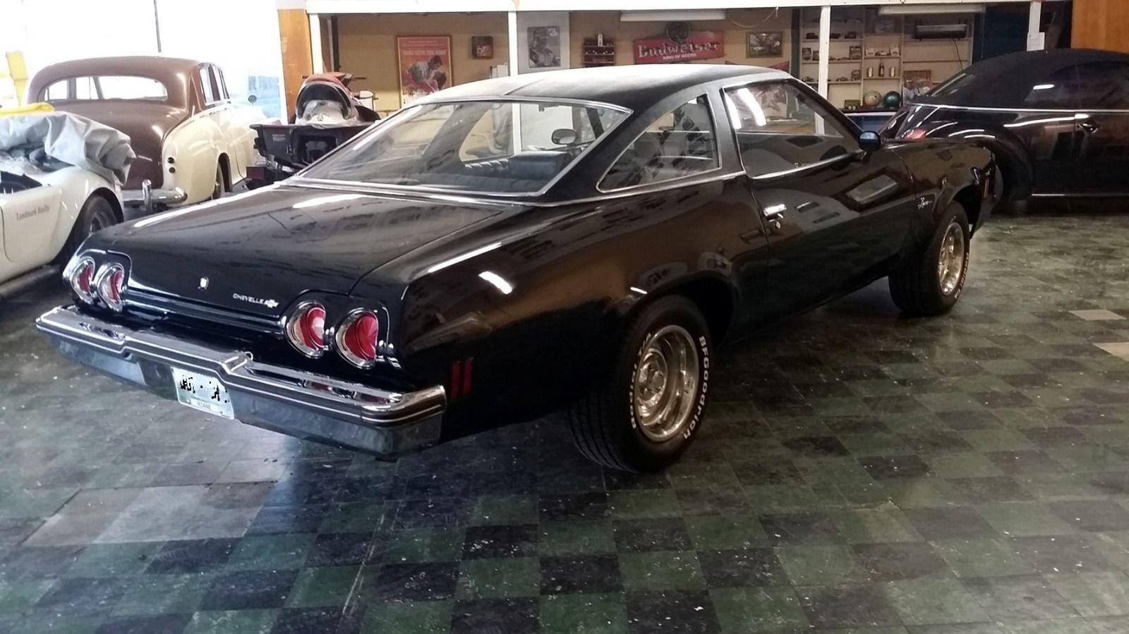 BangShift com eBay Find: A 1973 Chevrolet Chevelle Laguna That Needs