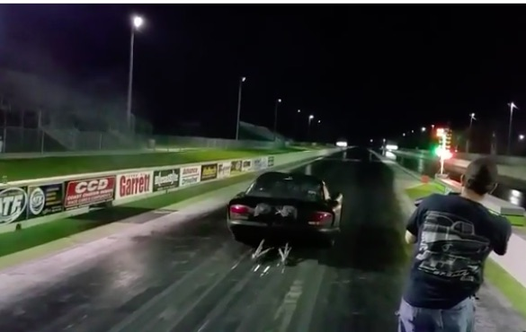 BangShift com Quickest V10 Viper over a quarter mile in the