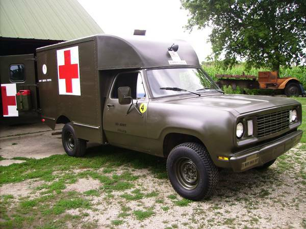Bangshift Com Wanna Play Army This 1977 Dodge M886 Ambulance Is A Good Selection Bangshift Com If yes support me by: 1977 dodge m886 ambulance