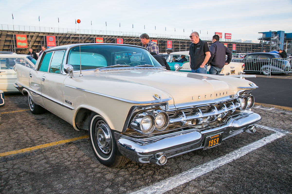 Pomona Swap Meet Coverage! We're Back With More Classics And A Couple Of Ugly Ducks As Well