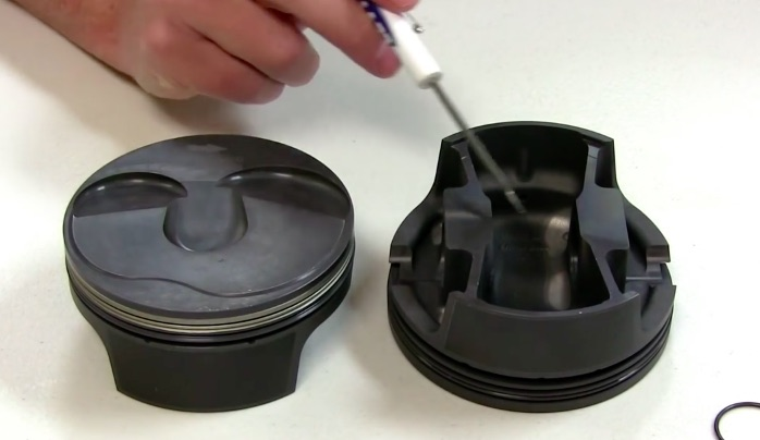 Piston Tech: Here's An In-Depth Video Look At Mahle Power Pak Pistons