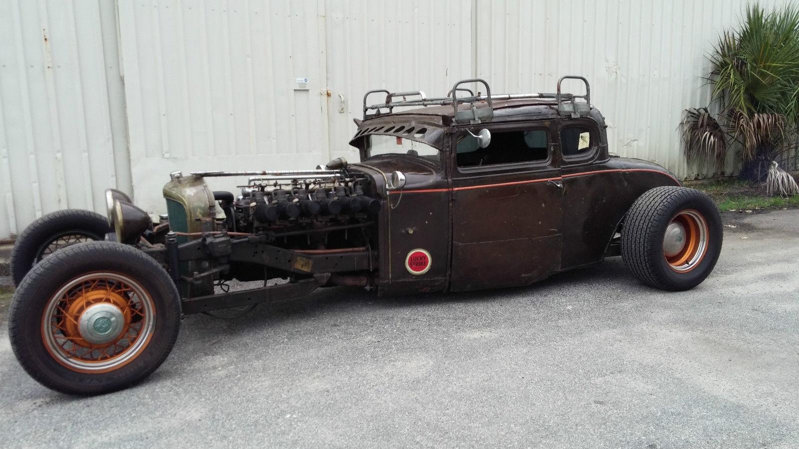 BangShift.com 1932 Chevrolet Rat Rod