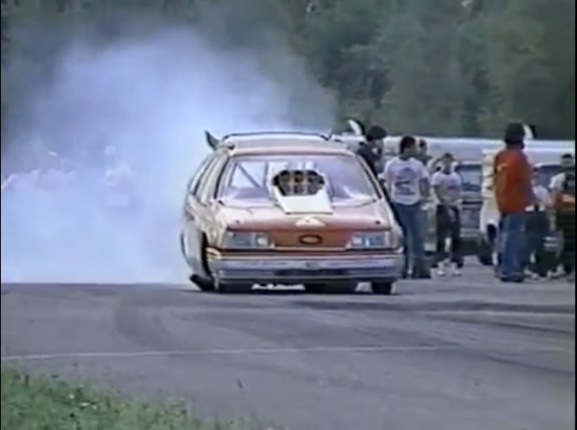 """Historic Footage: """"Wild Bunch"""" Racing In The U.S. In The Late 1980s"""