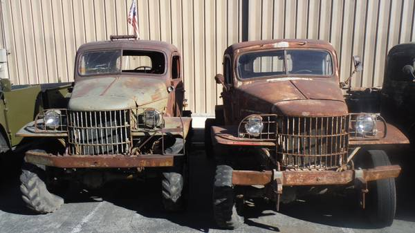 Dodge M37 Parts >> BangShift.com Power Wagons And M37 Trucks For Sale! We Love Us A Good Power Wagon! - BangShift.com